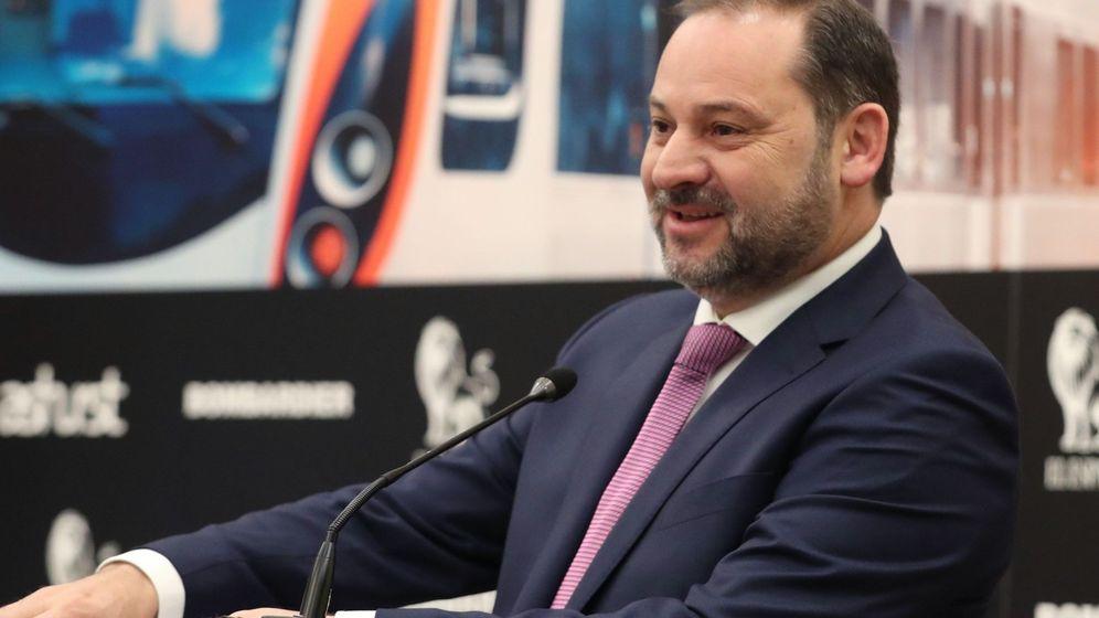 Foto: José Luis Ábalos. (EFE)