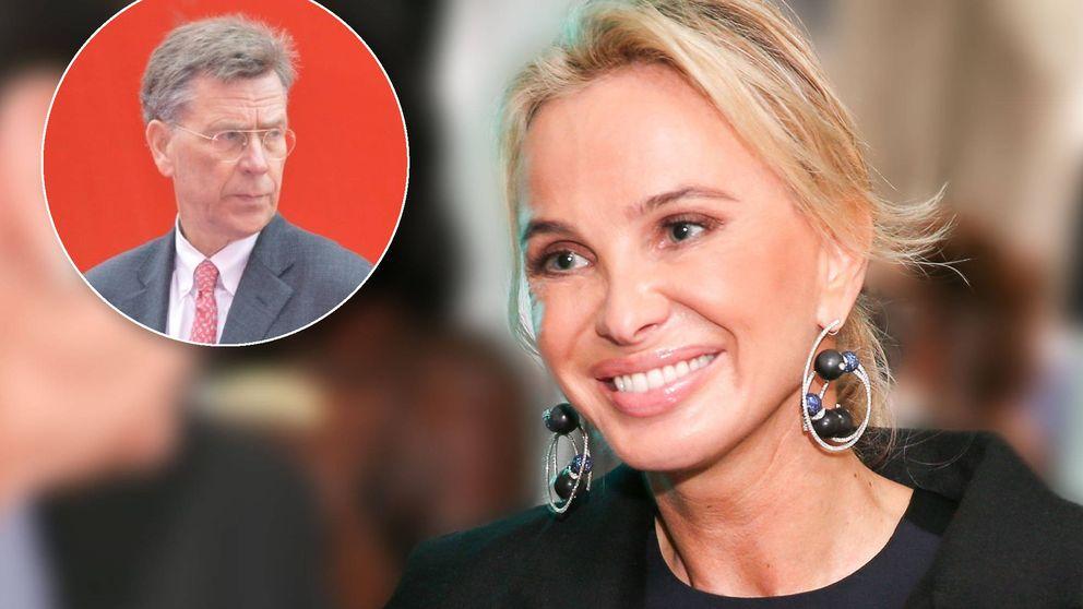 Philip Adkins: así es el primer marido de Corinna que se hizo íntimo de Juan Carlos  I