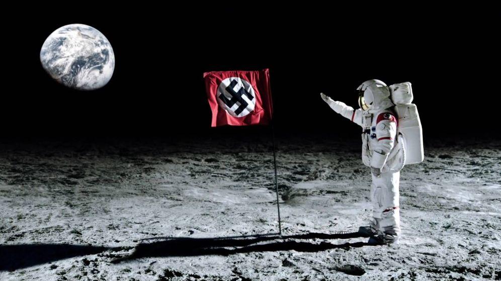 Foto: ¿Nazis en la Luna?