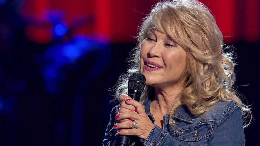 Foto: Helena Bianco, en 'La Voz Senior'. (Antena 3)
