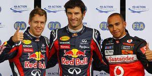Lewis Hamilton, invitado sorpresa en el duelo Red Bull-Alonso