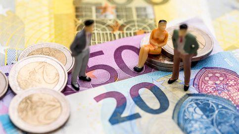 La pensión media sube un 30% en la década, mientras los salarios ganan solo un 5%