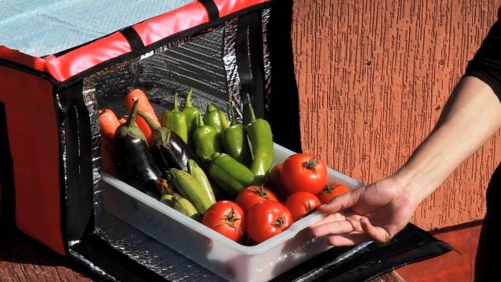 Esta nevera portátil mantiene los alimentos dos semanas sin electricidad