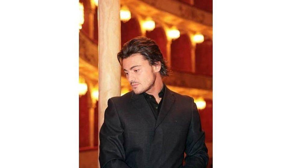 Foto: El tenor Vittorio Grigolo. (C.C.)