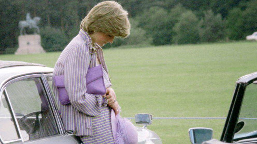 Lady Di y la escena de una decepción: las lágrimas en público días antes de su boda
