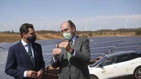 Galán (Iberdrola) promete a Andalucía invertir 2.500 M en renovables e hidrógeno