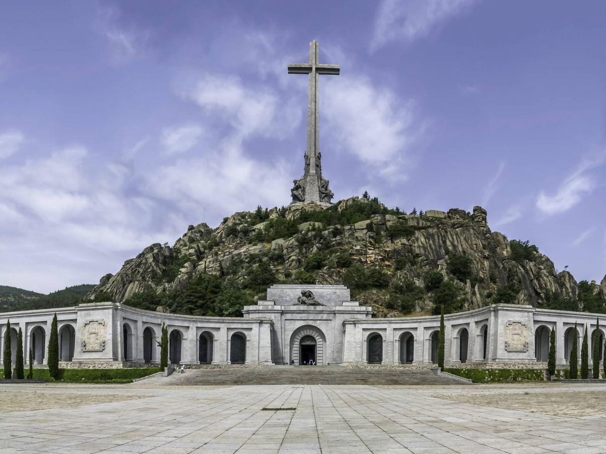 Foto: Valle de los Caídos.