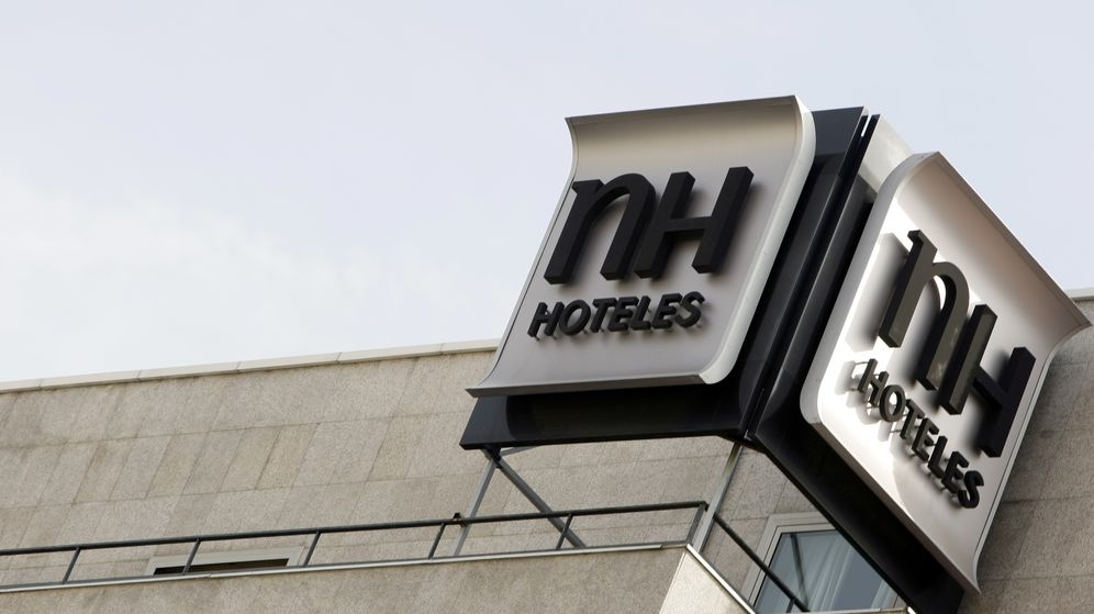 Foto: Logotipo de NH Hoteles (Reuters)