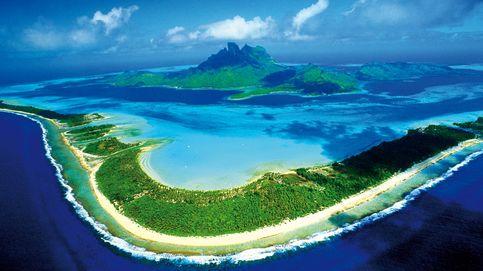 Polinesia, el olimpo del descanso y las aguas turquesas