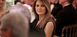 Post de Melania e Ivanka Trump, duelo de damas en el baile de gobernadores
