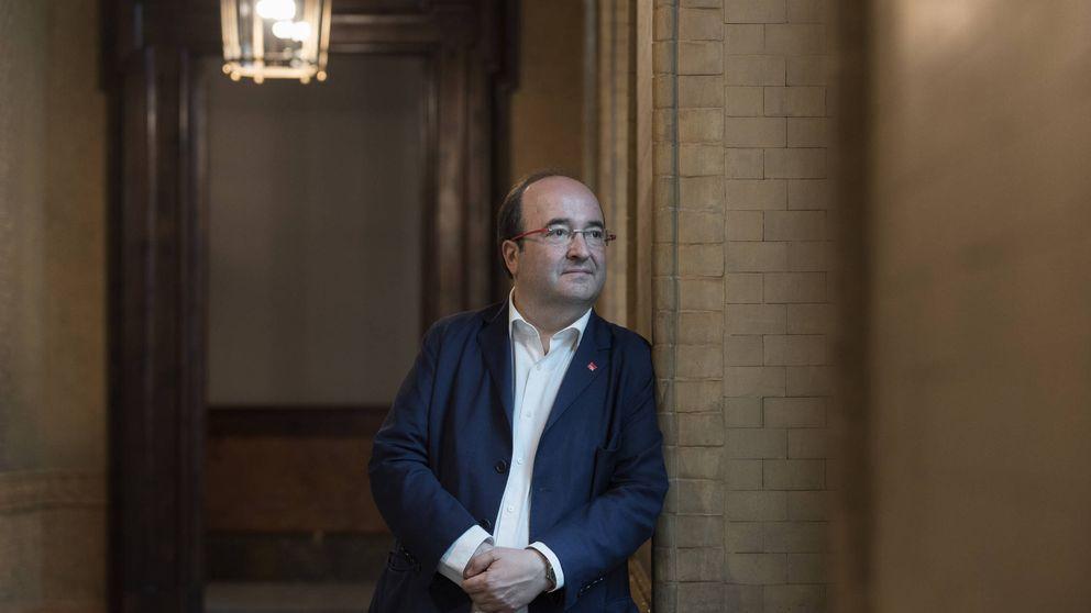 Iceta: No veo una moción de Sánchez con Podemos e independentistas