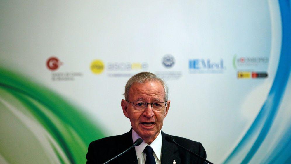 Foto: El expresidente de la Cámara de Comercio de Barcelona Miquel Valls. (EFE)