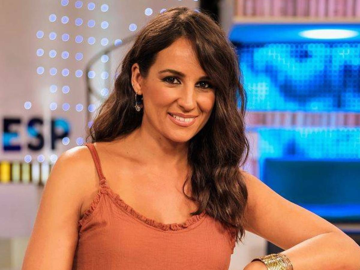Foto: Lorena García en 'Espejo público'. (Atresmedia)