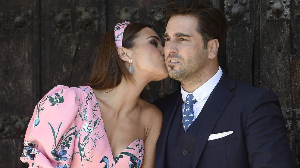 Foto: David Bustamante y Paula Echevarría en una imagen de archivo. (Gtres)