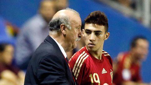 Del Bosque: Me gustaría que Munir pudiera ir al Mundial con Marruecos