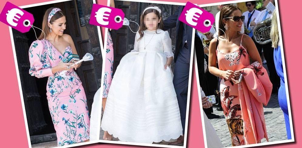 Marcas vestidos madre comunion