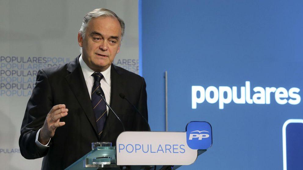 """González Pons: """"En Bruselas lo de Cataluña se ve como otro Brexit"""""""
