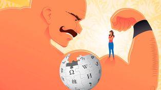 Wikipedia es machista: por qué las científicas no tienen página y los futbolistas sí