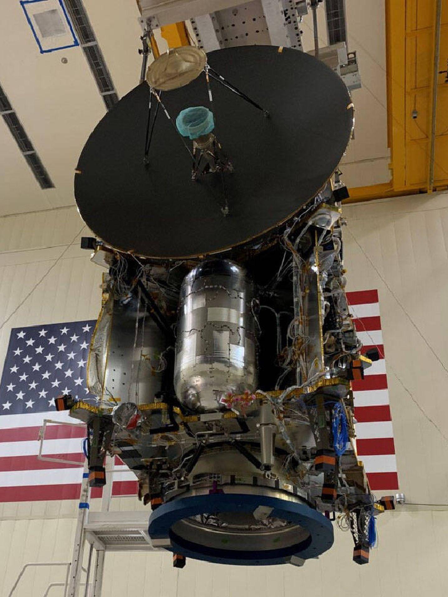 Lucy en persona (NASA)