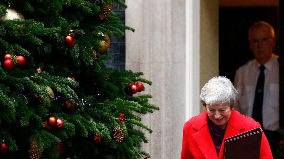 Revés histórico para el Gobierno May en plena cuenta atrás para la votación del Brexit