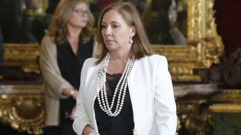 Elvira Fernández, esposa de Rajoy, la nueva 'Collares' de España
