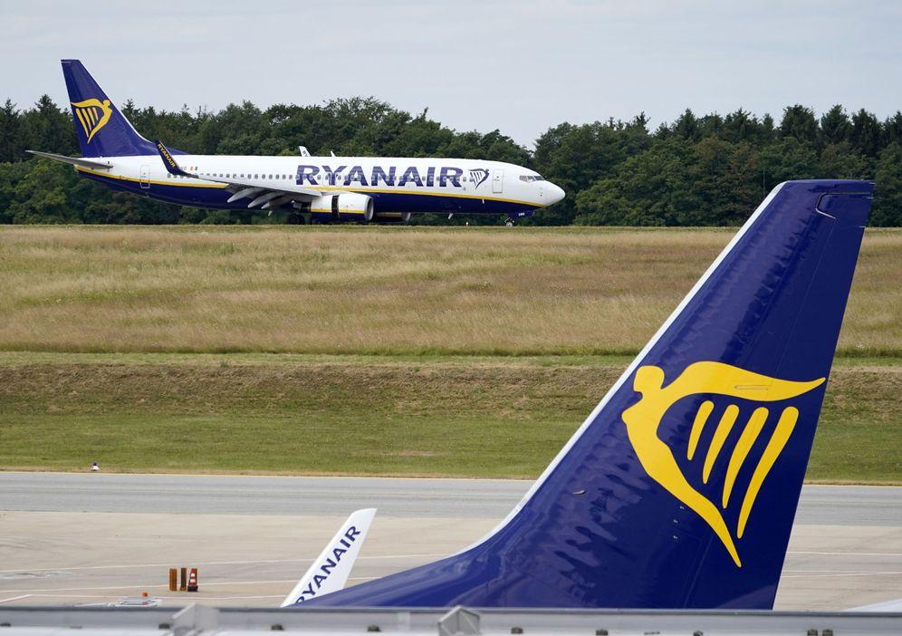 Foto: Un avión de Ryanair. (Reuters)