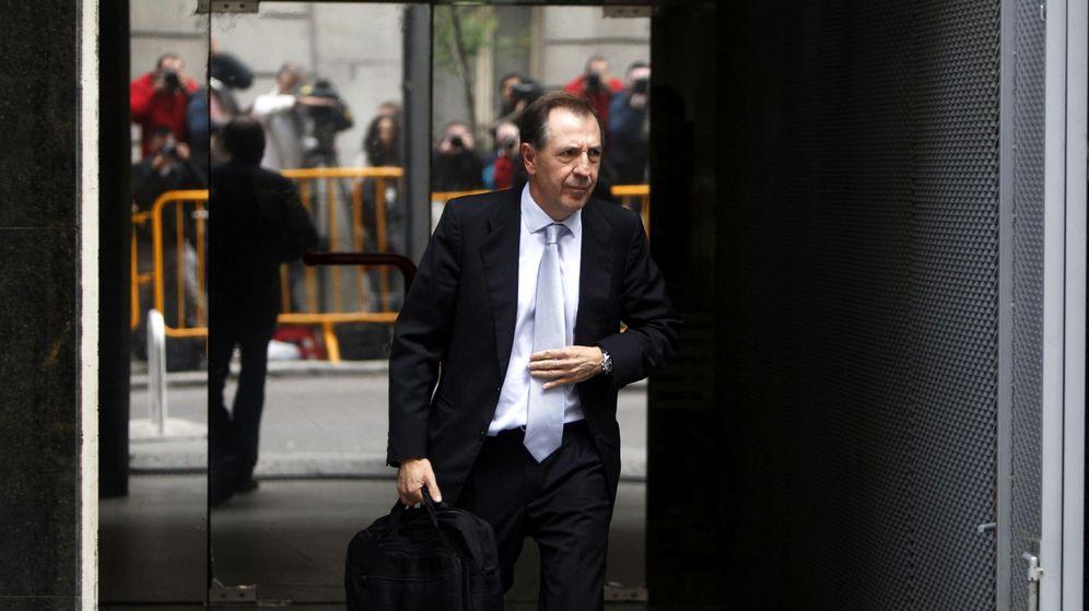 Foto: El exdirector financiero de Caja Madrid Ildefonso Sánchez Barcoj. (EFE)