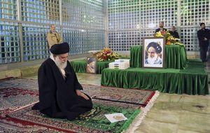 La asfixia de los ayatolás