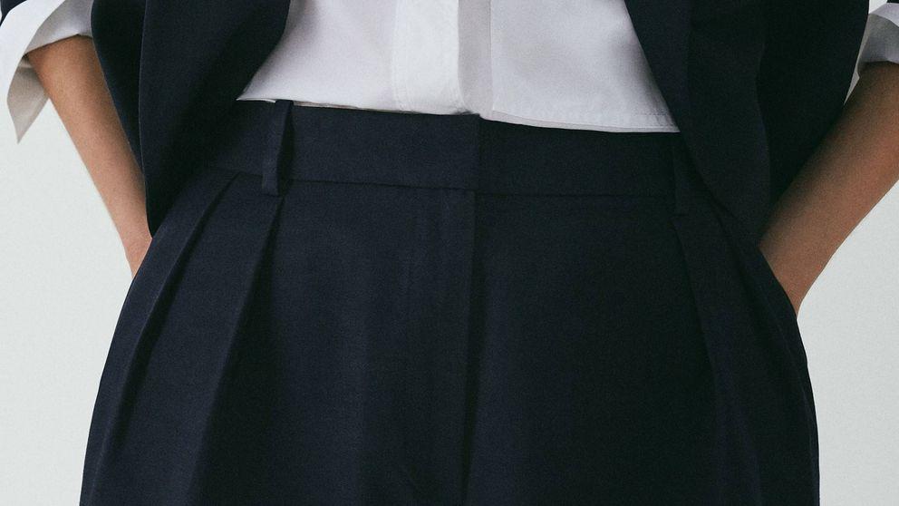 Las bermudas de Massimo Dutti que llevarás a la oficina cuando acabe el confinamiento