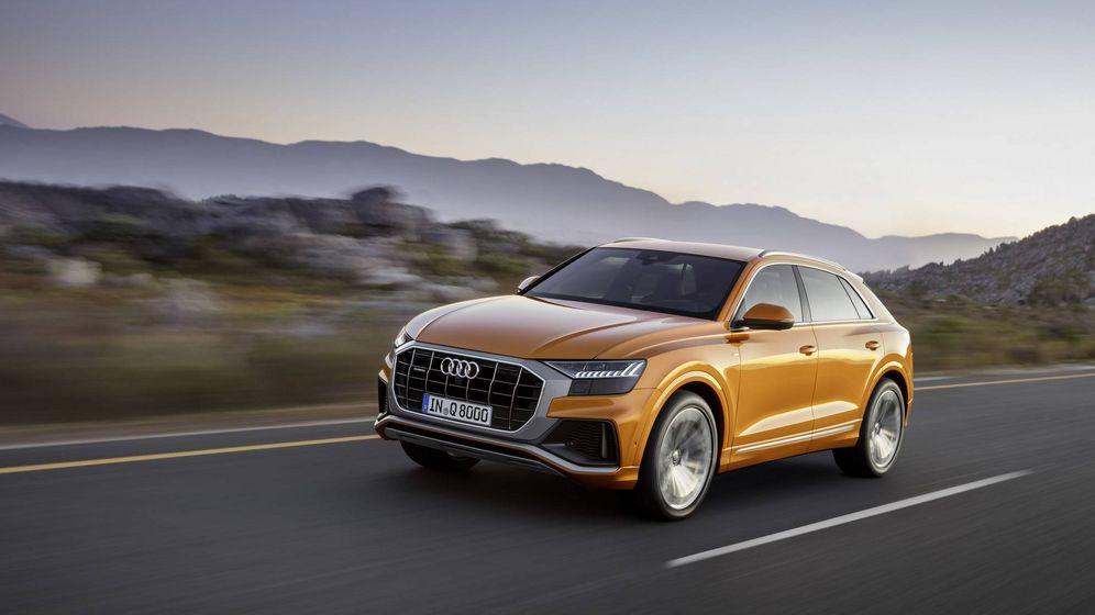Foto: Q8, el nuevo tope de gama de la familia Q de Audi