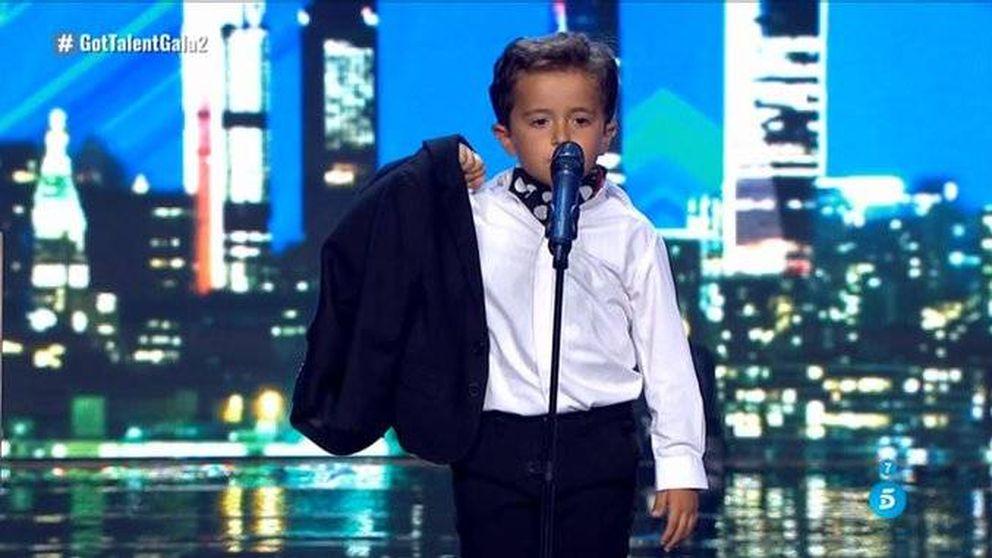 Risto Mejide, roto tras hacer llorar a Mario, la nueva sensación de 'Got Talent'