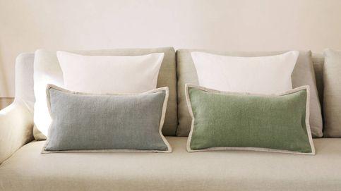 Inyecta estilo a tu salón con las nuevas fundas de cojín de Zara Home