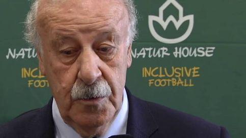 Del Bosque: Ernesto Valverde ha sido un ejemplo de comportamiento