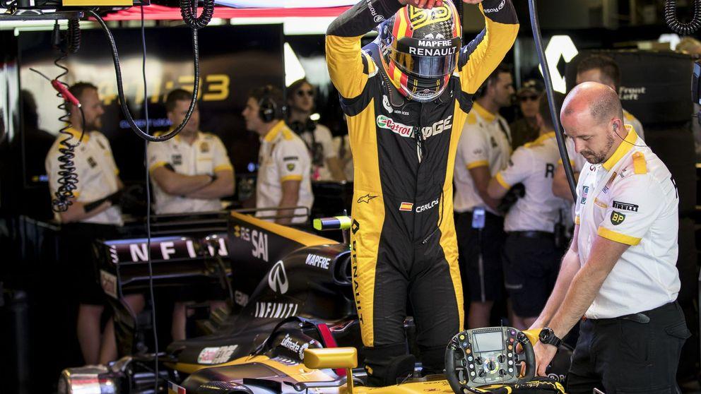 Los 6 millones de euros con los que Renault olvidó el fallo garrafal con Sainz