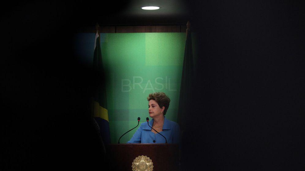 Foto:  La presidenta brasileña Dilma Rousseff. (Efe)