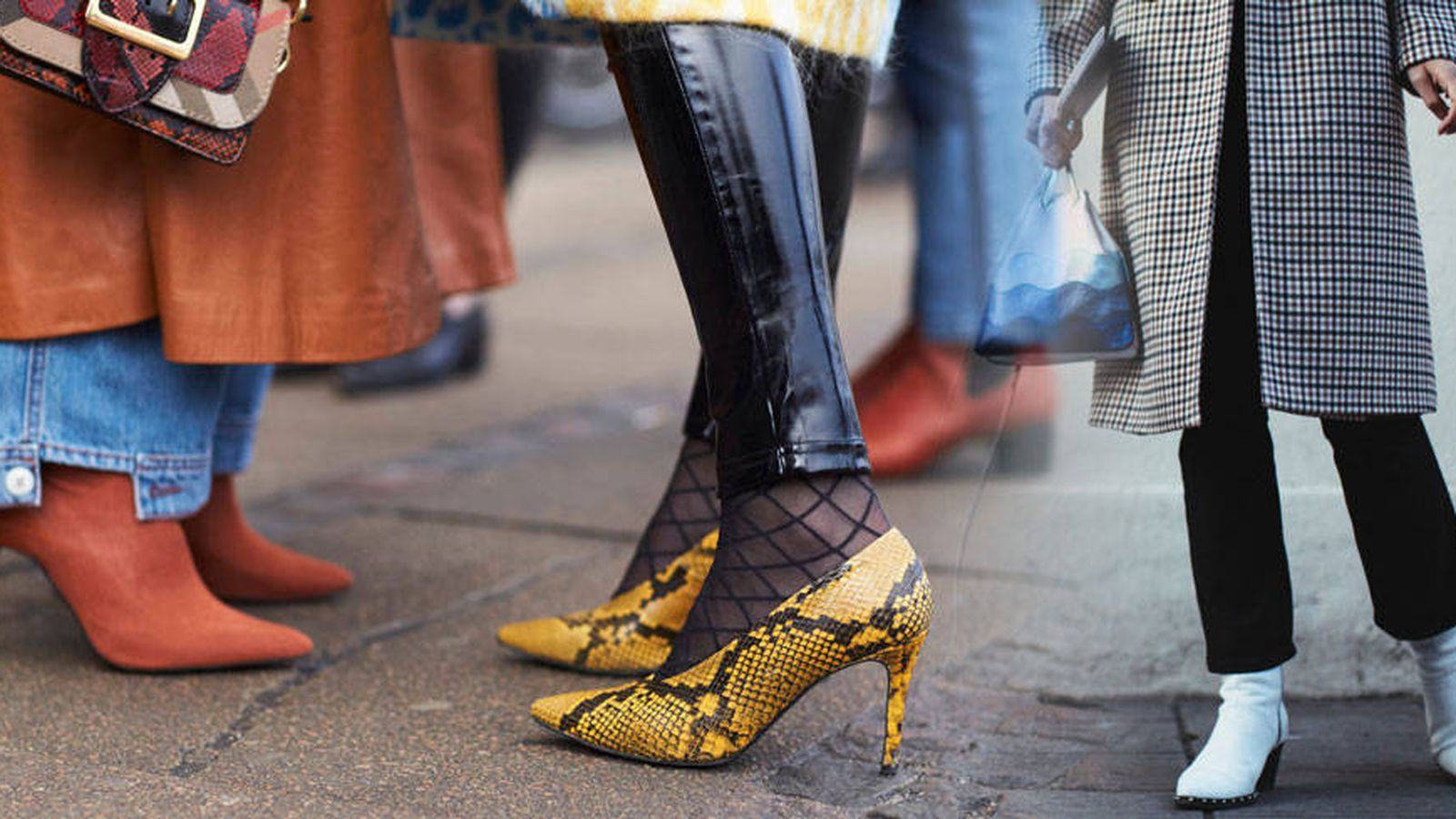Cómo combinar tu pantalón con el zapato perfecto e0cf26fef6e