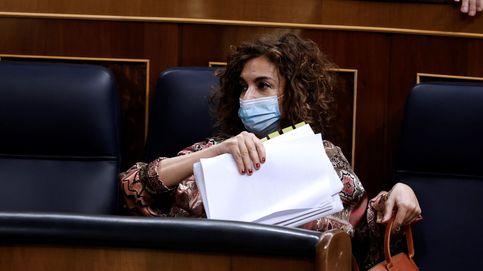 Sánchez salva el primer escollo de los PGE gracias al pacto de investidura y a Cs