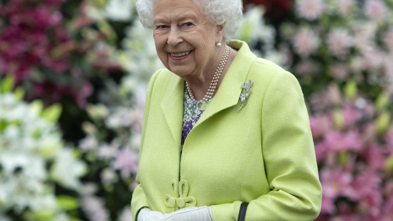 Isabel II, en una imagen de archivo. (Getty)