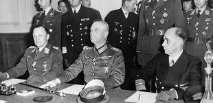 Post de Lo que ocurrió en la habitación donde los últimos nazis se rindieron