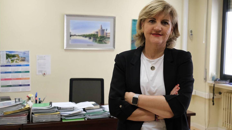 La forense Rocío Marín. (Juan López Cepero)