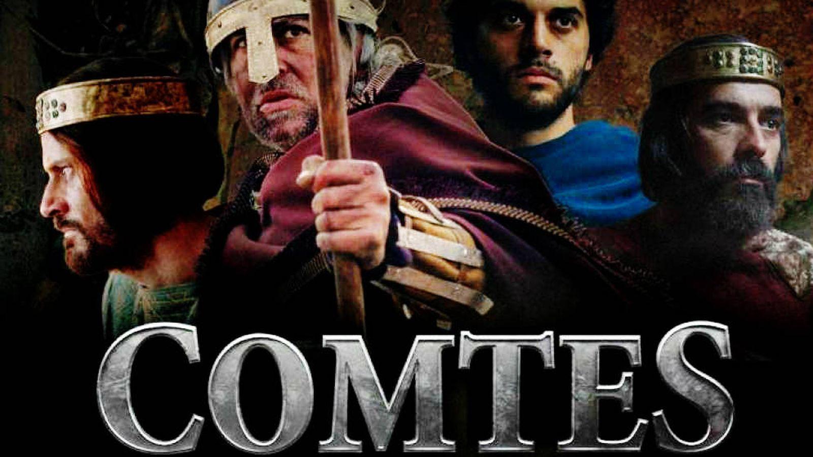 Foto: Cartel promocional de 'Comtes'