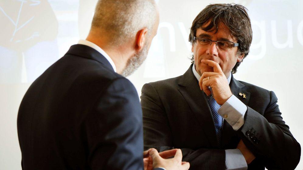 Foto: El expresidente de Cataluña Carles Puigdemont. (EFE)