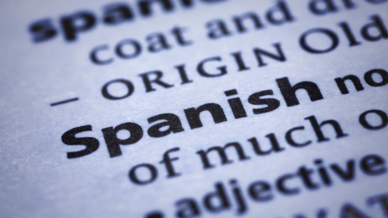 """Foto: Los autores recuerdan que internacionalmente, para nombrar a nuestro idioma se suele emplear el equivalente a """"español"""". (iStock)"""
