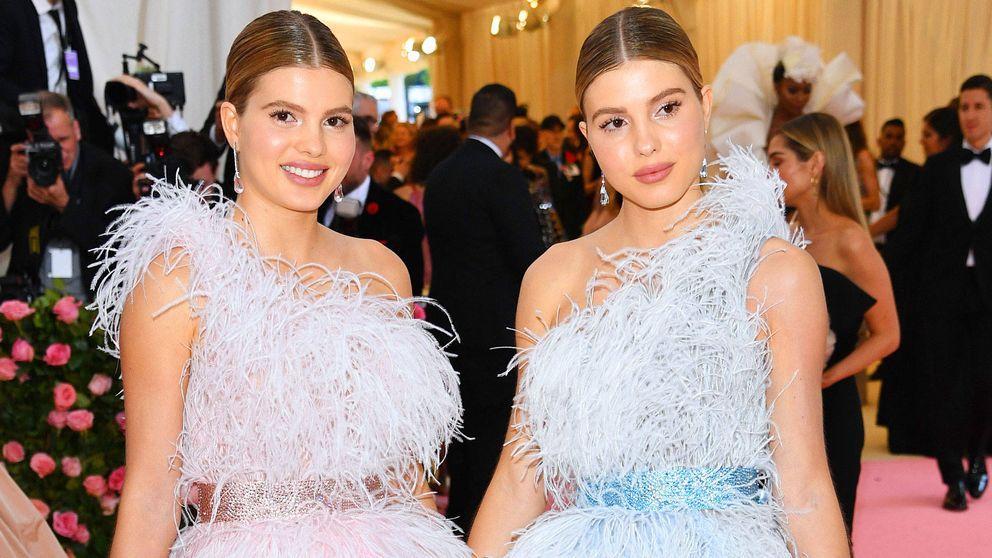 Las gemelas Iglesias en Madrid: así pasan las horas previas al concierto de Enrique