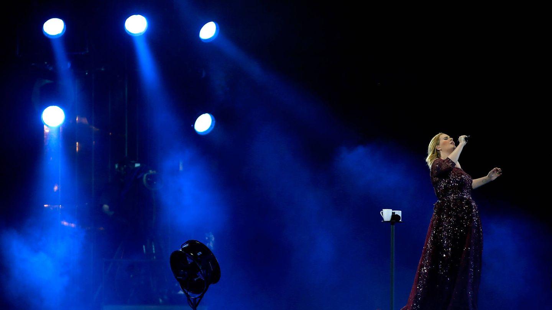 Adele. (Getty)