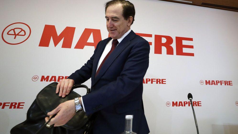 Foto: Antonio Huertas, presidente de Mapfre (EFE)