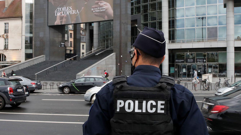 Detenidos 4 sospechosos por el ataque frente a la antigua sede de 'Charlie Hebdo' en septiembre