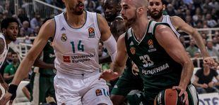 Post de Panathinaikos vs Real Madrid en directo: Reyes lidera la reacción en Atenas