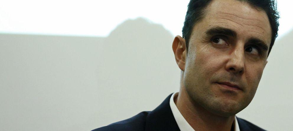Foto: Hervé Falciani es el cabeza de lista del partido X. (EFE)