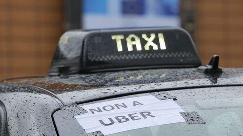 Los taxistas ganan la batalla a Uber en Bruselas (pero no la guerra)